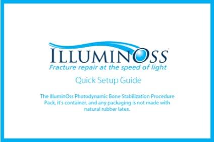IlluminOss System, Quick Setup Guide